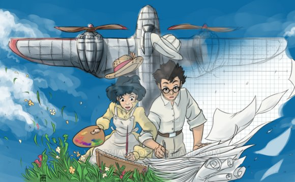 The Wind Rises Contest