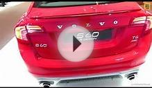 2014 Volvo S60 T6 AWD R Design Exterior and Interior